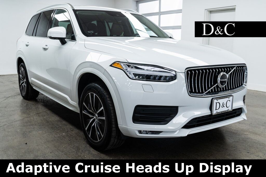 2020 Volvo XC90 T6 Momentum Adaptive Cruise Heads Up Display Portland OR