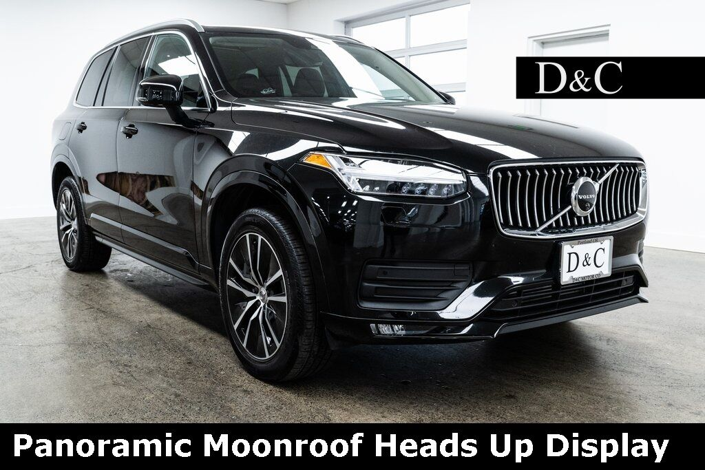 2020 Volvo XC90 T6 Momentum Panoramic Moonroof Heads Up Display Portland OR