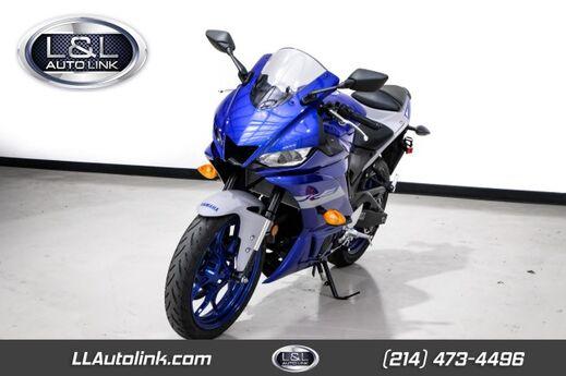 2020 Yamaha YZF R3 YZF R3 Lewisville TX