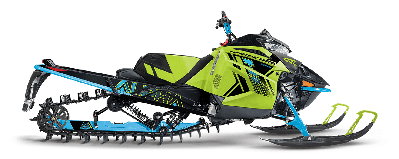 2021 ARCTIC CAT M8000 HARDCORE ALPHA ONE 154X3.0 SNOWMOBILE Swift Current SK