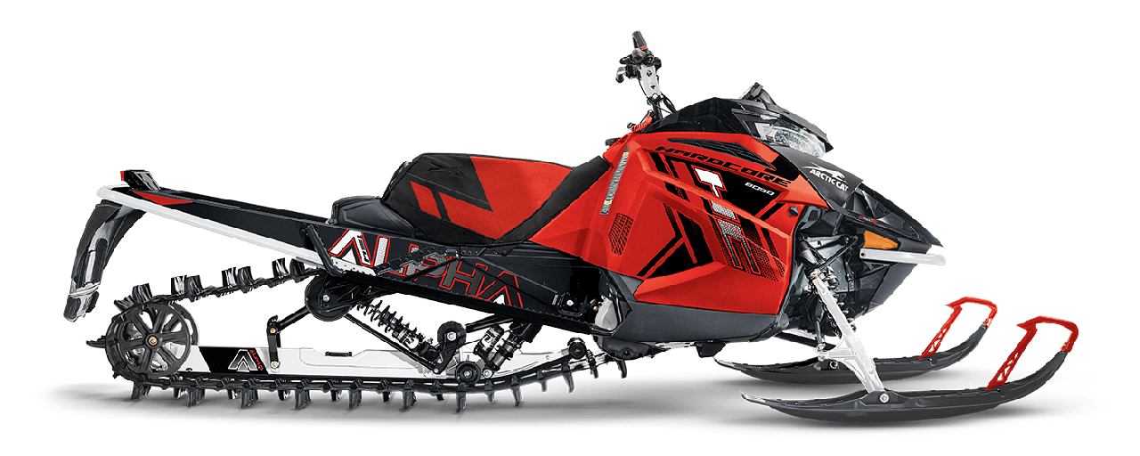 2021 ARCTIC CAT M8000 HARDCORE ALPHA ONE 165X3.0 SNOWMOBILE Swift Current SK