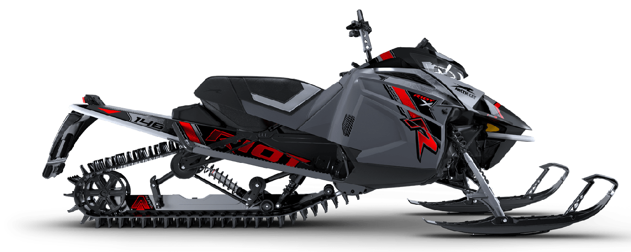 2021 ARCTIC CAT RIOT X8000 SNOWMOBILE Swift Current SK