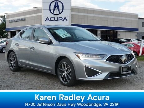 2021 Acura ILX Premium Package Woodbridge VA