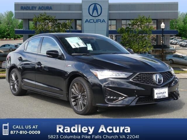 2021 Acura ILX Premium and A-SPEC Packages Falls Church VA