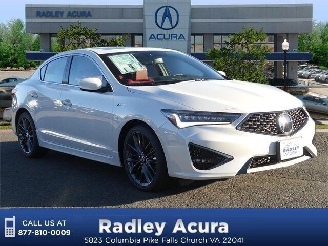 2021 Acura ILX Premium and A-SPEC Packages Falls Church VA