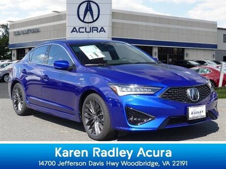 2021 Acura ILX Premium and A-SPEC Packages Northern VA DC