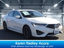 2021_Acura_ILX_Sedan w/Technology/A-Spec Package_ Northern VA DC