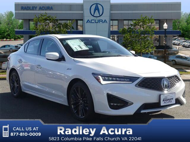 2021 Acura ILX w/Technology/A-Spec Package Falls Church VA