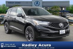 2021_Acura_RDX_A-Spec Package_ Falls Church VA
