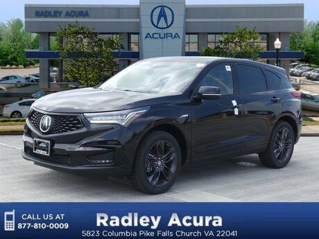2021 Acura RDX A-Spec Package SH-AWD Falls Church VA