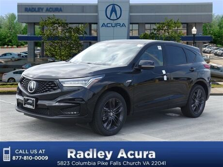 2021 Acura RDX A-Spec Package SH-AWD Northern VA DC