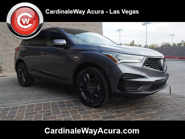 2021 Acura RDX A-Spec Package Las Vegas NV
