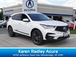 2021 Acura RDX A-Spec Package