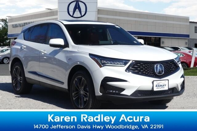2021 Acura RDX A-Spec Package Woodbridge VA