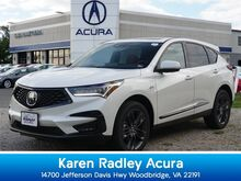 2021_Acura_RDX_A-Spec Package_ Woodbridge VA