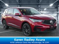 Acura RDX A-Spec Package 2021
