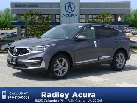 2021 Acura RDX Advance Package SH-AWD Falls Church VA