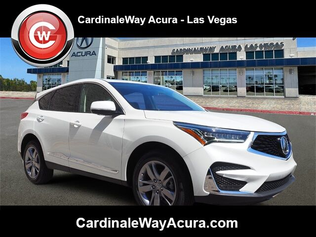 2021 Acura RDX Advance Package SH-AWD Las Vegas NV
