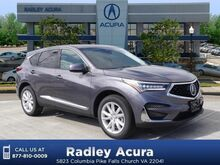 2021_Acura_RDX_Base_ Falls Church VA
