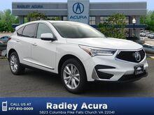 2021_Acura_RDX_Base SH-AWD_ Northern VA DC