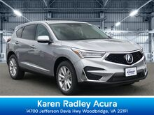 2021_Acura_RDX_Base_ Northern VA DC