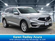 2021_Acura_RDX_Base_ Woodbridge VA