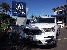 2021_Acura_RDX_FWD w/Technology Pkg_ Kahului HI