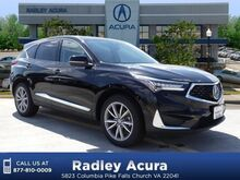 2021_Acura_RDX_Technology Package_ Falls Church VA
