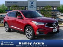2021_Acura_RDX_Technology Package SH-AWD_ Falls Church VA