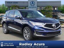 2021_Acura_RDX_Technology Package SH-AWD_ Falls Church VA