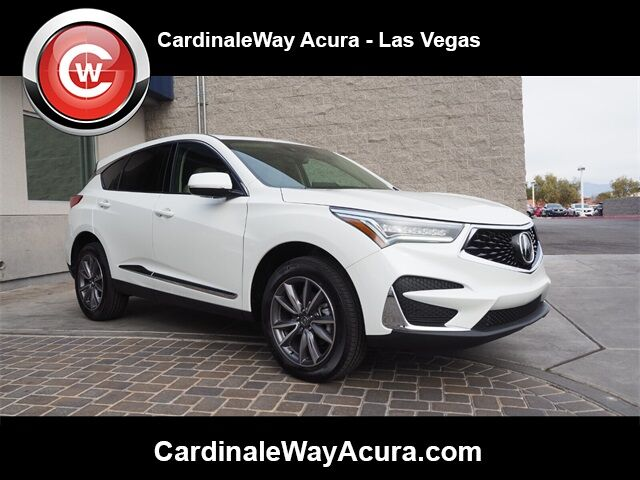 2021 Acura RDX Technology Package SH-AWD Las Vegas NV