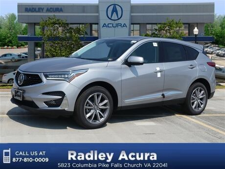 2021 Acura RDX Technology Package SH-AWD Northern VA DC