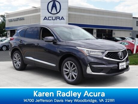 2021 Acura RDX Technology Package Northern VA DC