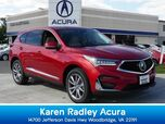 2021 Acura RDX Technology Package
