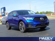 2021_Acura_RDX_w/A-Spec Package_ Highland Park IL