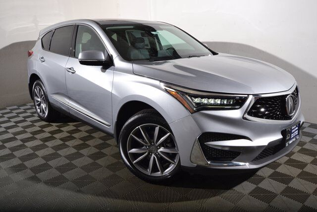 2021 Acura RDX w/Technology Package Seattle WA