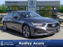 2021_Acura_TLX_2.0L Advance Pkg_ Falls Church VA