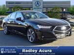 2021 Acura TLX 2.0L FWD w/Advance Package