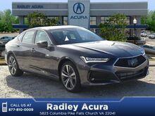 2021_Acura_TLX_2.0L SH-AWD w/Advance Package_ Falls Church VA