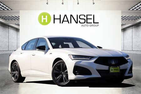 2021 Acura TLX A-Spec Package Santa Rosa CA