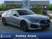 Acura TLX A-Spec Package 2021