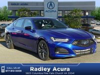 Acura TLX A-Spec Package SH-AWD 2021
