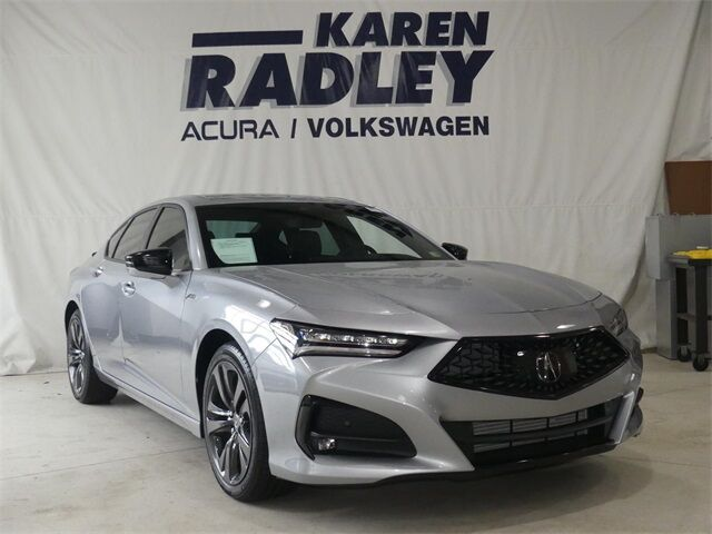 2021 Acura TLX A-Spec Package SH-AWD Woodbridge VA