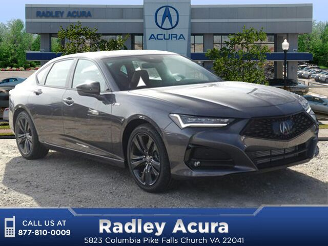 2021 Acura TLX A-Spec Package Northern VA DC