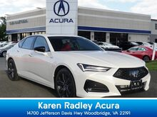 2021_Acura_TLX_A-Spec Package_ Woodbridge VA