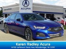 2021_Acura_TLX_A-Spec Package_ Woodbridge VA
