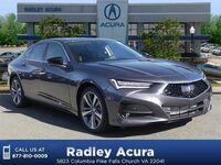 Acura TLX Advance 2021