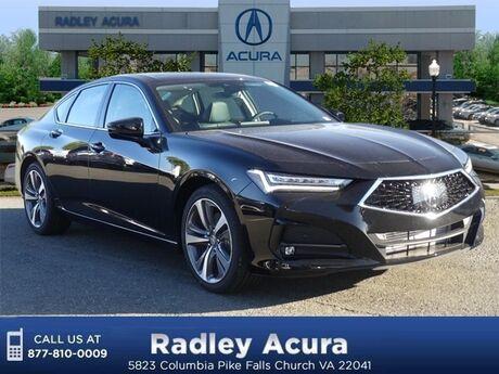 2021 Acura TLX Advance Falls Church VA