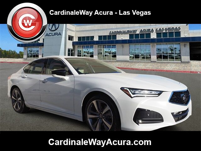 2021 Acura TLX Advance Las Vegas NV