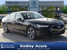2021_Acura_TLX_Advance SH-AWD_ Falls Church VA